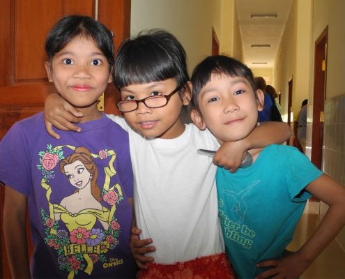 Sponsor a Child at Roteang Orphanage