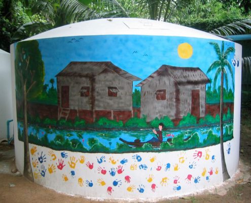 Village and School Improvement Projects